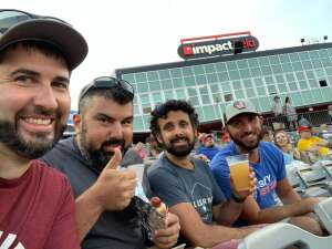 John attended Chicago Dogs vs. Milwaukee Milkmen - MiLB on Aug 13th 2020 via VetTix