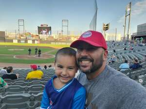 Mark attended Chicago Dogs vs. Milwaukee Milkmen - MiLB on Aug 13th 2020 via VetTix