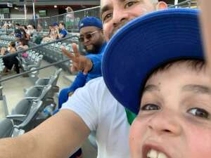 Chuck attended Chicago Dogs vs. Milwaukee Milkmen - MiLB on Aug 13th 2020 via VetTix