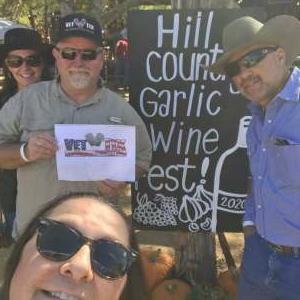 Click To Read More Feedback from Fredericksburg Garlic Festival