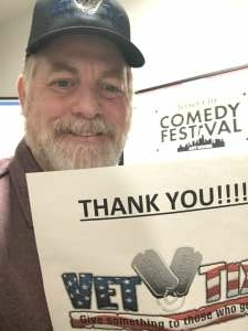 Click To Read More Feedback from Virtual Jersey City Comedy Festival - SKETCH / IMPROV
