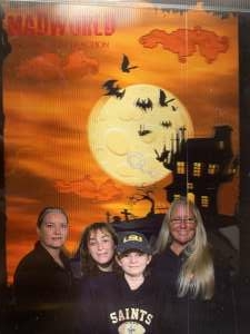 MadWorld attended Madworld Haunted Attraction on Oct 9th 2020 via VetTix