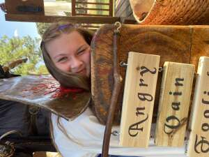 Jennifer Wortham attended Texas Renaissance Festival - 1001 Dreams on Oct 10th 2020 via VetTix
