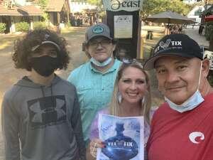 Val  attended Texas Renaissance Festival - 1001 Dreams on Oct 11th 2020 via VetTix