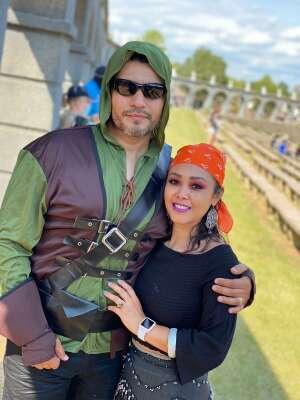Jon Miller attended Texas Renaissance Festival - Roman Bacchanal on Oct 17th 2020 via VetTix