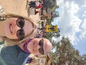 Rhonda attended Texas Renaissance Festival - Roman Bacchanal on Oct 18th 2020 via VetTix