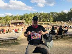Robert attended Texas Renaissance Festival - Barbarian Invasion on Nov 14th 2020 via VetTix