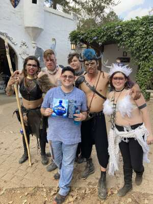 Jessica Meche attended Texas Renaissance Festival - Barbarian Invasion on Nov 15th 2020 via VetTix