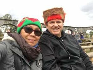 Mark and wife attended Texas Renaissance Festival - Celtic Christmas on Nov 29th 2020 via VetTix