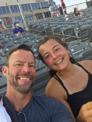 Scott S. attended Chicago Dogs vs. St Paul Saints - MiLB on Aug 21st 2020 via VetTix