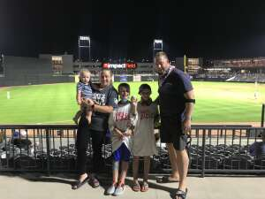 Chris attended Chicago Dogs vs. St Paul Saints - MiLB on Aug 21st 2020 via VetTix