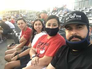 Josh attended Chicago Dogs vs. St Paul Saints - MiLB on Aug 21st 2020 via VetTix