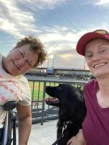 Mary attended Chicago Dogs vs. Milwaukee Milkmen - MiLB on Aug 28th 2020 via VetTix