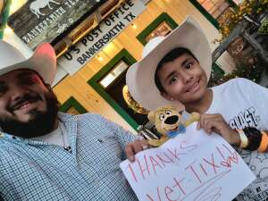 Romero Family  attended Morning Farm Tour and Meal on Sep 25th 2020 via VetTix