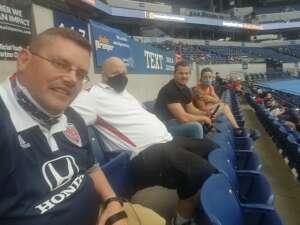 Joe attended Indy Eleven vs. Louisville City FC - USL Championship on Sep 5th 2020 via VetTix