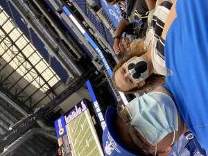 John attended Indy Eleven vs. Sporting Kansas City II - USL Championship on Sep 9th 2020 via VetTix
