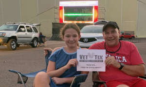 Sveno attended Captain America: the Winter Soldier - Drive-in at Westworld on Aug 29th 2020 via VetTix