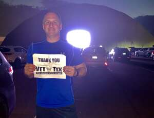 BJ W attended Captain America: the Winter Soldier - Drive-in at Westworld on Aug 29th 2020 via VetTix