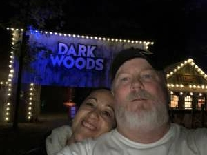 Charles attended Dark Woods Adventure Park - Combo Pass on Oct 2nd 2020 via VetTix