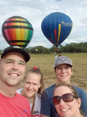 Jeremy  attended Victory Cup Polo Match, Derby Party & Hot Air Balloon Festival on Sep 4th 2020 via VetTix