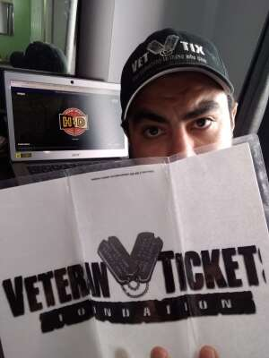 ED attended High Dive Live Streaming - Stand Up Comedy Night - Virtual Show on Sep 3rd 2020 via VetTix