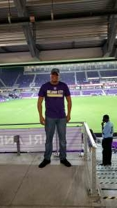 Max attended Orlando City SC vs. Atlanta United FC - MLS on Sep 5th 2020 via VetTix