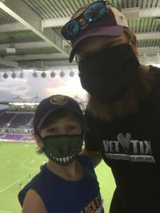 Danny attended Orlando City SC vs. Atlanta United FC - MLS on Sep 5th 2020 via VetTix