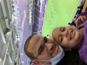 Michael Lopez attended Orlando City SC vs. Atlanta United FC - MLS on Sep 5th 2020 via VetTix