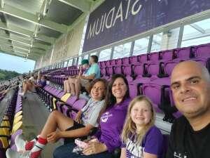 Melvin attended Orlando City SC vs. Atlanta United FC - MLS on Sep 5th 2020 via VetTix