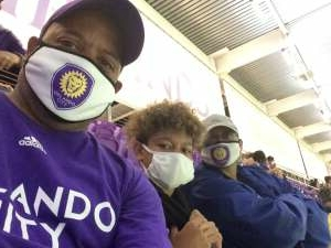 Pedro attended Orlando City SC vs. Inter Miami FC - Major League Soccer on Sep 12th 2020 via VetTix
