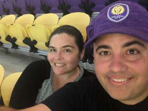 GO CITY attended Orlando City SC vs. Inter Miami FC - Major League Soccer on Sep 12th 2020 via VetTix