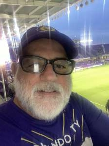Hector  attended Orlando City SC vs. Inter Miami FC - Major League Soccer on Sep 12th 2020 via VetTix