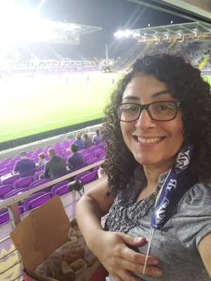 Nawii attended Orlando City SC vs. Inter Miami FC - Major League Soccer on Sep 12th 2020 via VetTix