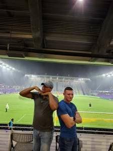 Max attended Orlando City SC vs. Chicago - Major League Soccer on Sep 19th 2020 via VetTix
