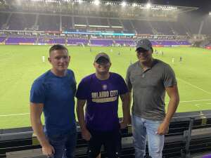 Manny attended Orlando City SC vs. Chicago - Major League Soccer on Sep 19th 2020 via VetTix