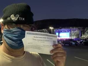 AG attended Big Bad Voodoo Daddy - Drive in Concert on Sep 20th 2020 via VetTix