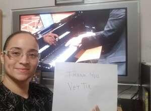 Heather Vicioso attended Princeton Symphony Orchestra Virtual Show: Walker - Mozart - Rachmaninoff on Oct 4th 2020 via VetTix