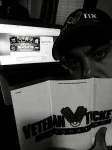 Ed attended The Mads: a Night of Shorts - Live Riffing Show With Mst3k's the Mads! - Online Virtual Event on Oct 20th 2020 via VetTix