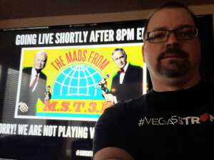 Sean S attended The Mads: a Night of Shorts - Live Riffing Show With Mst3k's the Mads! - Online Virtual Event on Oct 20th 2020 via VetTix