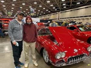 Daniel Levine attended Mecum Auctions 2020 - Dallas - Good for Any One Day on Oct 15th 2020 via VetTix