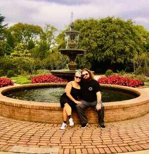 A. WOLF attended Memphis Botanic Garden on Sep 22nd 2020 via VetTix