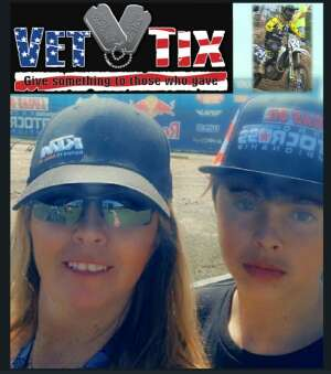 Laurie attended 2020 Lucas Oil Presents Pro Motocross Championship - Ww Ranch National on Sep 26th 2020 via VetTix