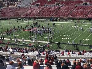 Ramon Leija attended Texas Tech Red Raiders vs. University of Texas - NCAA Football on Sep 26th 2020 via VetTix