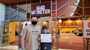 Travis attended Mad Monster Party on Oct 9th 2020 via VetTix