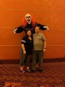 Edward attended Mad Monster Party on Oct 9th 2020 via VetTix