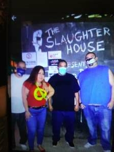 Guillermo attended Slaughter House - Opening Weekend on Oct 2nd 2020 via VetTix