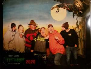 Chris attended Kersey Valley Spookywoods on Oct 2nd 2020 via VetTix