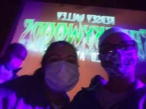 Lisa attended Kersey Valley Spookywoods on Oct 2nd 2020 via VetTix