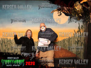 SFC(Ret) Stewart W. Smith attended Kersey Valley Spookywoods on Oct 3rd 2020 via VetTix