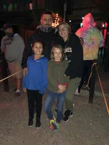 Thankful Jarhead  attended Kersey Valley Spookywoods on Oct 4th 2020 via VetTix